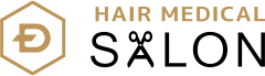 ヘアメディカルサロンのロゴ